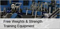 Training Equipment | Union General Wellness Center